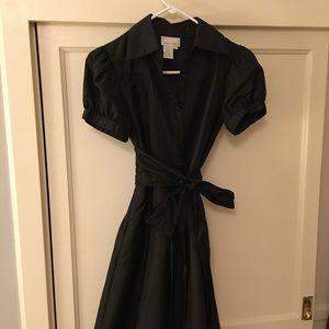 Donna Morgan black dress 2P